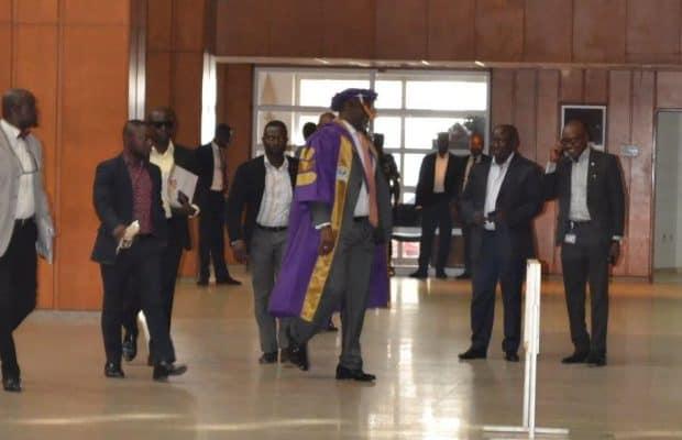 Editorial: Nigerian Senate's Utterly Shameful Week