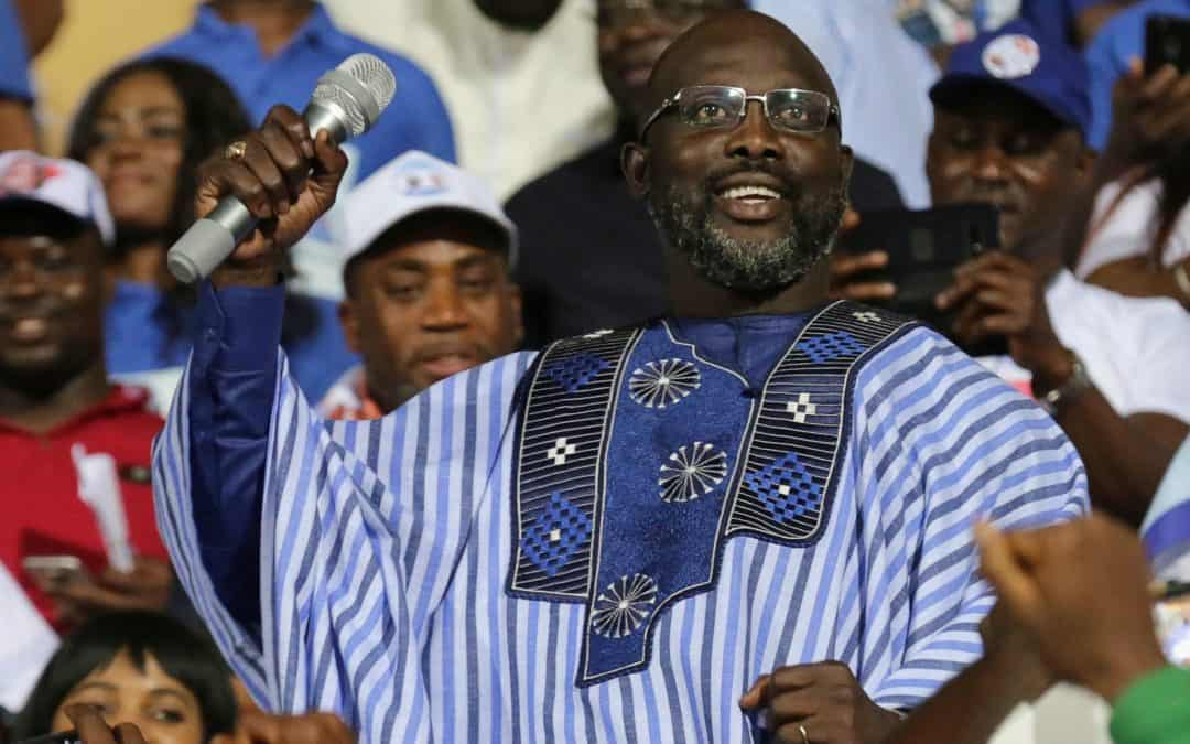 Why George Weah's Election Matters