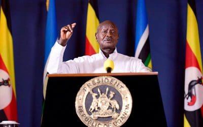 Uganda's Museveni Settles into Sixth Term with 7 Billion Shillings Inauguration